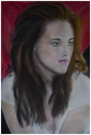 Kristen Stewart by Clad